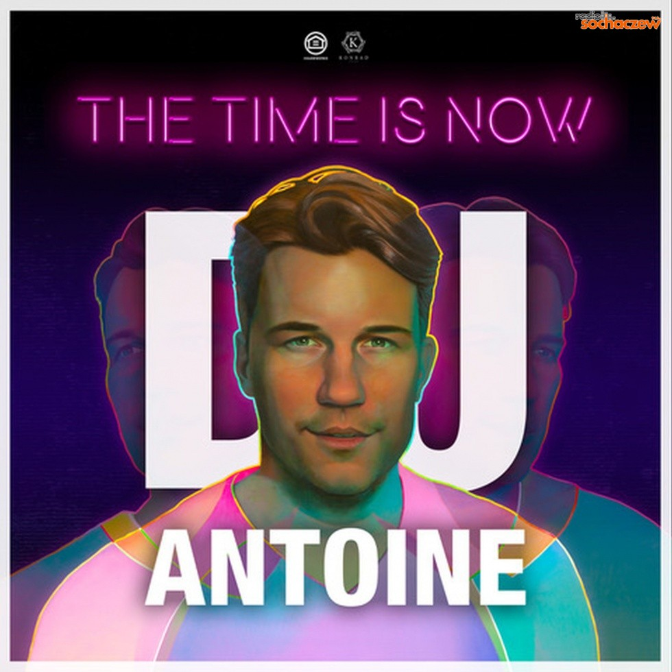 "DJ Antoine rozgrzeje parkiety nowym albumem ""The Time Is Now""!"