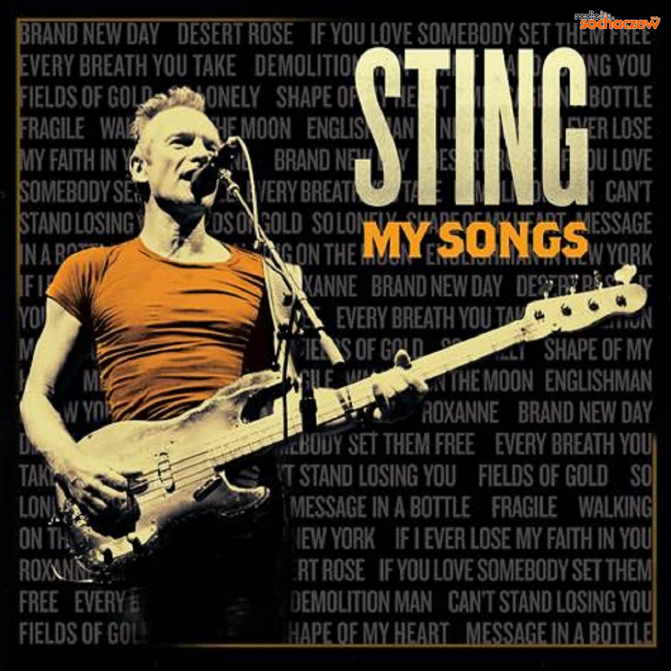 Sting i My Songs